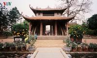 วัดโนม แหล่งอนุรักษ์นิมิตหมายแห่งวัฒนธรรมเวียดนาม