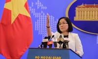 เวียดนามยืนหยัดคัดค้านการเคลื่อนไหวของจีนที่โขดหินโบงไบ