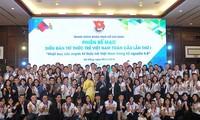 ปิดฟอรั่มปัญญาชนเวียดนามรุ่นใหม่ทั่วโลกครั้งแรก