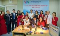 เปิดตัวรายการกระจายเสียงภาคภาษาเกาหลีแห่งสถานีวิทยุเวียดนาม