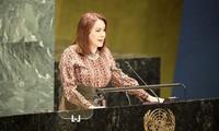 สมัชชาใหญ่สหประชาชาติอนุมัติสนธิสัญญาว่าด้วยการอพยพย้ายถิ่นระหว่างประเทศ