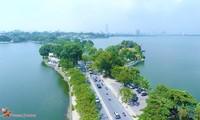 Ho Tay ทะเลสาบที่ใหญ่ที่สุดในกรุงฮานอย