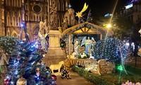 ผู้นำรัฐบาลและผู้บริหารท้องถิ่นต่างๆอวยพรชาวคริสต์ในโอกาสเทศกาลคริสต์มาส