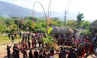 เต๊ตอาญา งานบุญข้าวใหม่ของชนเผ่าปาโก