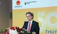 รำลึกครบรอบ50ปีความสัมพันธ์ทางการทูตเวียดนาม-สวีเดน