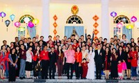 ท่านทูตไทยอวยพรปีใหม่ชาวเวียดนาม