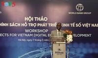 สนับสนุนนโยบายพัฒนาเศรษฐกิจดิจิตอลเวียดนาม