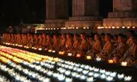 วันวิสาขบูชาโลก2019 คณะผู้แทนถาวรเวียดนามประจำสหประชาชาติแลกเปลี่ยนความหมายของหลักพระธรรมแห่งพุทธศาสนาในชีวิต