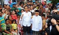 ผู้นำเวียดนามส่งโทรเลขแสดงความยินดีถึงประธานาธิบดีอินโดนีเซีย