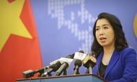 เวียดนามปฏิบัติสิทธิแห่งอธิปไตยและสิทธิอำนาจศาลอย่างสันติตามกฎหมาย
