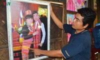 ฟื้นฟูอาชีพทอผ้าพื้นเมืองของชนเผ่าเวิน เกี่ยว - ปา โก