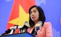 เวียดนามเรียกร้องจีนถอนเรือทั้งหมดออกจากเขตเศรษฐกิจจำเพาะของเวียดนาม