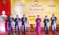 พิธีเปิดตัวหนังสือผลงานการสร้างสรรค์แห่งเวียดนามปี2019