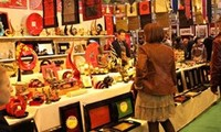 Vietnamese handicrafts a hit at trade fair in India