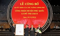 Phu Quoc urged to become regional and int'l tourism centre