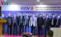 BIDV establishes work group in Russia