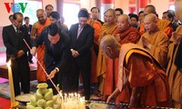 President Truong Tan Sang's activities in Cambodia