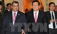 State President receives IPU executive committee