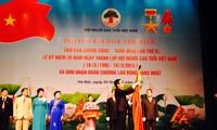 Patriotic emulation congress of the Vietnam Association of the Elderly