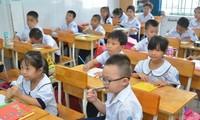 Meritorious teacher Vo Ngoc Thu, one for all