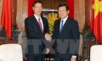 Vietnam values comprehensive strategic cooperative partnership with China
