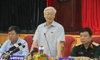 Hanoi voters: Party leader's US visit elevates Vietnam's global status