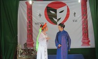 The Tale of Kieu adapted to Cheo popular theater