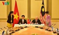 Vietnam-Malaysia joint statement on strategic partnership