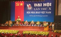 10th National Congress of the Vietnam Journalists' Association