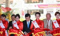 Technology building of HCM city's Heart Institute upgraded