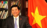 Vietnam ambassador to Japan: both countries' leaders attach importance to Party leader Trong's visit