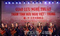 Art troupe from Yunnan performs in Hanoi