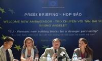 EU, Vietnam toward stronger relationship