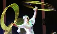 2015 Vietnam-Laos-Cambodia young circus talent contest closes