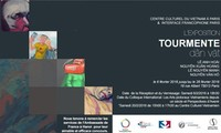 Vietnam's contemporary art exhibit in France opens