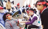 120,000 blood units expected in April