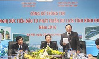 Trade, investment, tourism promotion conference in Binh Dinh