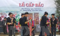 Dao maturity rite recognized as intangible cultural heritage