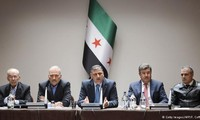 Efforts for peace in Syria stalled