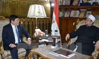 Government committee for religious affairs delegation visits Egypt