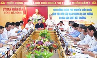 PM's conclusion after working sessions with central coastal provinces