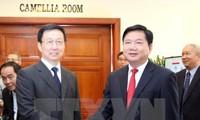 HCM city, Shanghai boost cooperation