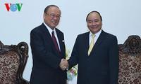Special advisor to Vietnam-Japan Friendship Parliamentarian Alliance visits Vietnam