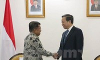 Minister of Public Security visits Indonesia to boost cooperation