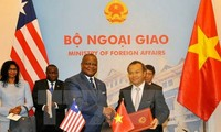 Vietnam, Liberia establish diplomatic relations