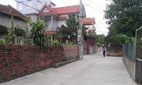 越南1760个乡达到新农村标准
