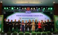 2016年东盟生态旅游论坛在老挝开幕