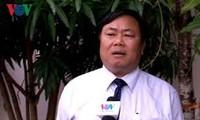 越南人民群众对建党整党决心表示拥护