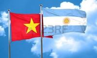 越南和阿根廷政治磋商