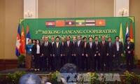 越南政府副总理兼外长范平明出席澜沧江—湄公河合作第2次外长会
